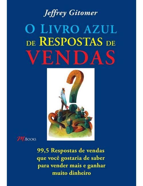 O Livro Azul de Respostas de Vendas